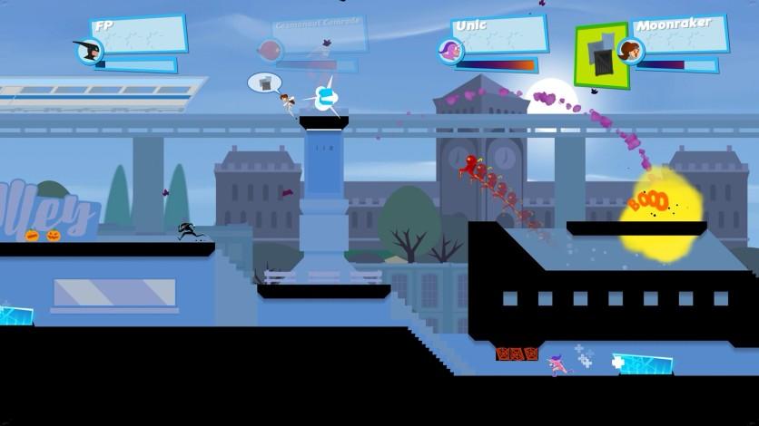 Screenshot 3 - SpeedRunners