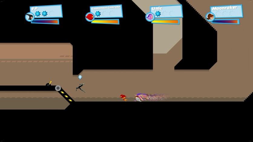 Screenshot 9 - SpeedRunners