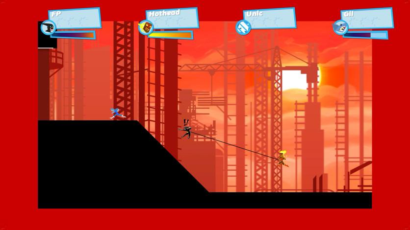 Screenshot 11 - SpeedRunners