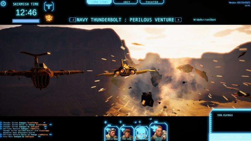 Screenshot 11 - Aeronautica Imperialis: Flight Command