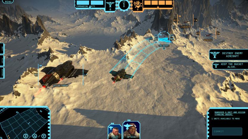 Screenshot 6 - Aeronautica Imperialis: Flight Command