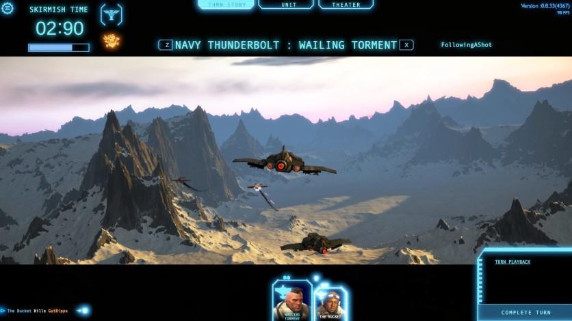 Screenshot 4 - Aeronautica Imperialis: Flight Command