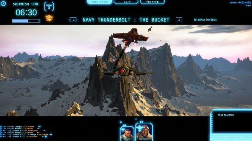 Screenshot 3 - Aeronautica Imperialis: Flight Command