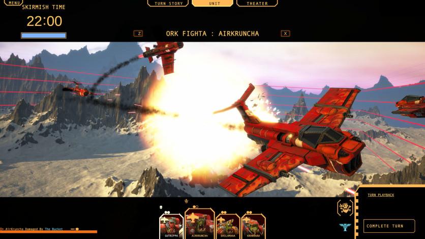 Screenshot 5 - Aeronautica Imperialis: Flight Command