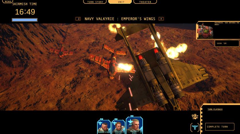 Screenshot 7 - Aeronautica Imperialis: Flight Command