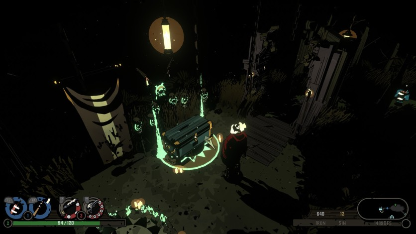 Screenshot 9 - West of Dead - Path of the Crow Edition