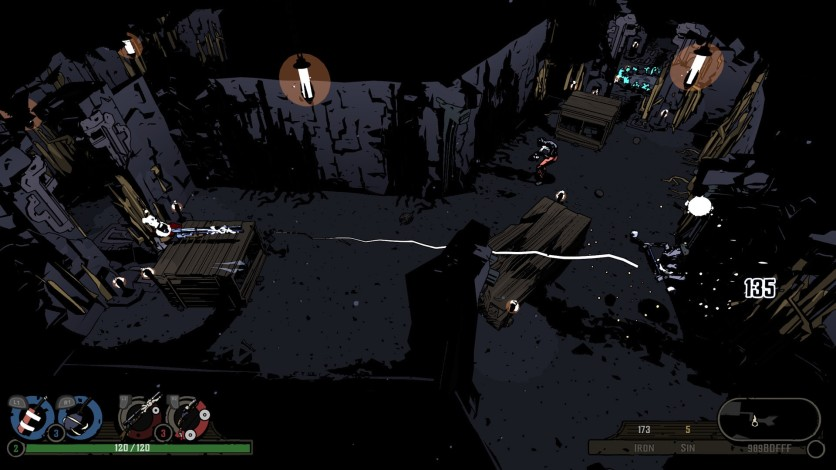 Screenshot 3 - West of Dead - Path of the Crow Edition