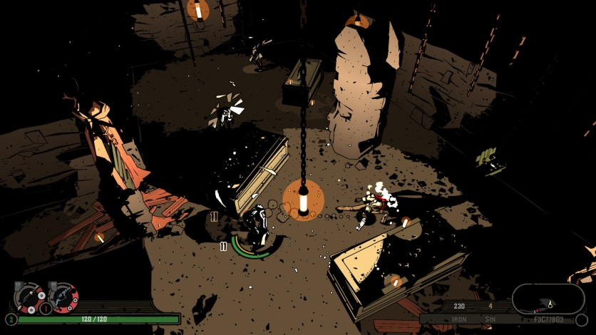 Screenshot 5 - West of Dead - Path of the Crow Edition