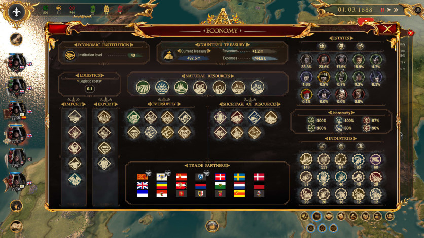 Screenshot 3 - Secret Government