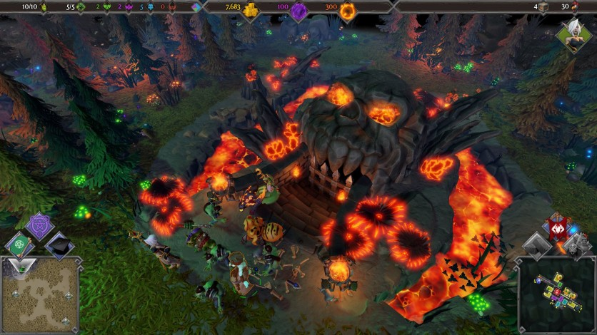 Screenshot 2 - Dungeons 3 - Complete Collection