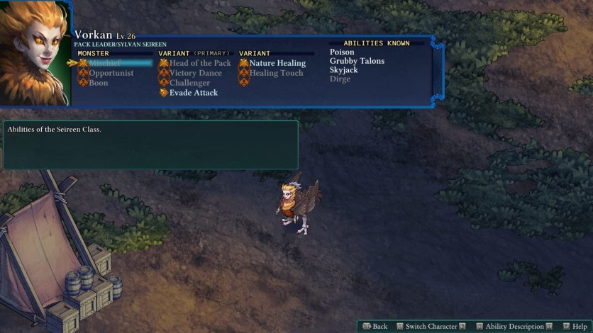Screenshot 5 - Fell Seal: Arbiter's Mark - Missions and Monsters