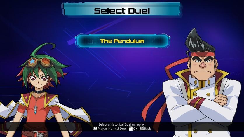 Screenshot 11 - Yu-Gi-Oh! Legacy of the Duelist
