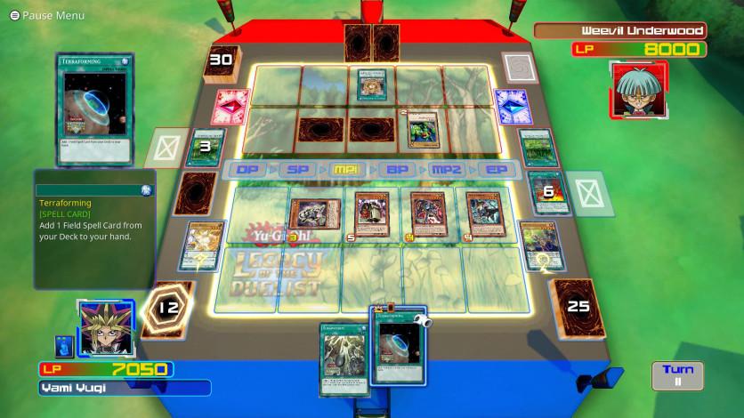 Screenshot 4 - Yu-Gi-Oh! Legacy of the Duelist