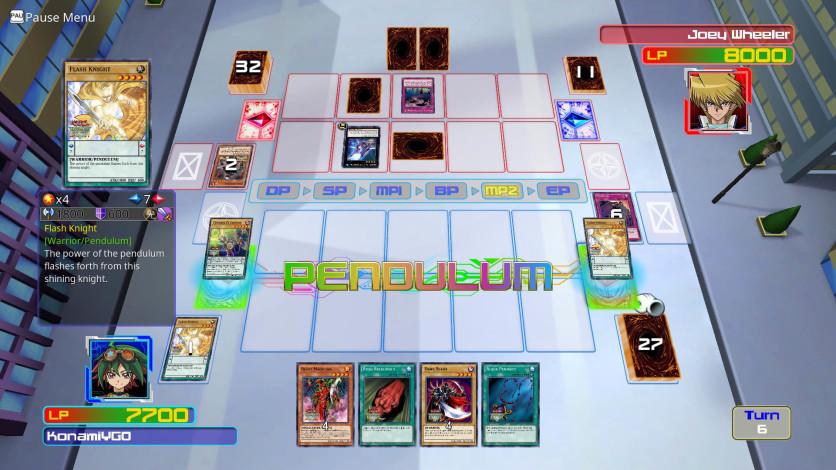 Screenshot 3 - Yu-Gi-Oh! Legacy of the Duelist
