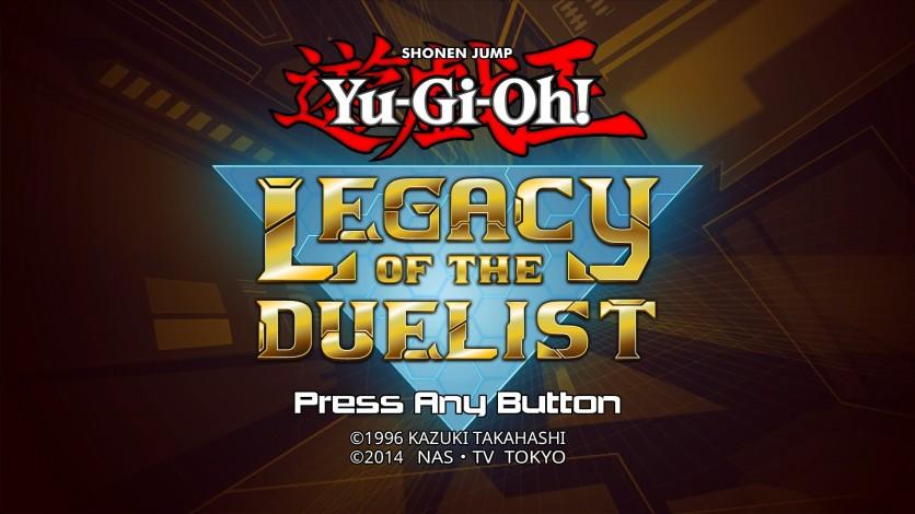 Screenshot 2 - Yu-Gi-Oh! Legacy of the Duelist