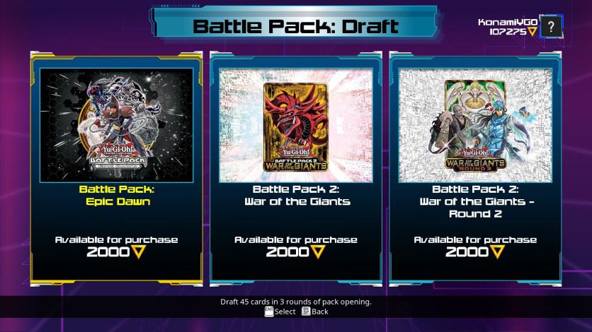 Screenshot 10 - Yu-Gi-Oh! Legacy of the Duelist
