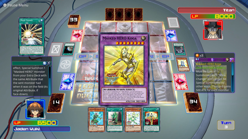 Screenshot 7 - Yu-Gi-Oh! Legacy of the Duelist