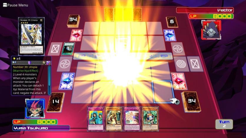 Screenshot 8 - Yu-Gi-Oh! Legacy of the Duelist