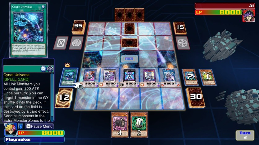Screenshot 12 - Yu-Gi-Oh! Legacy of the Duelist : Link Evolution