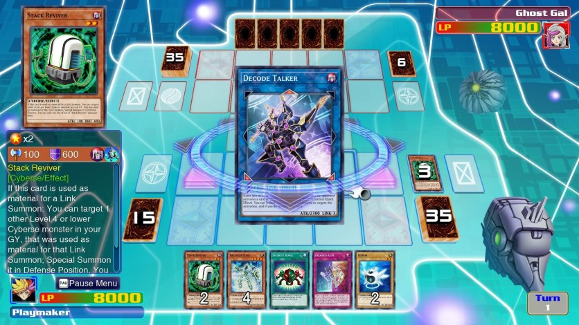 Screenshot 4 - Yu-Gi-Oh! Legacy of the Duelist : Link Evolution