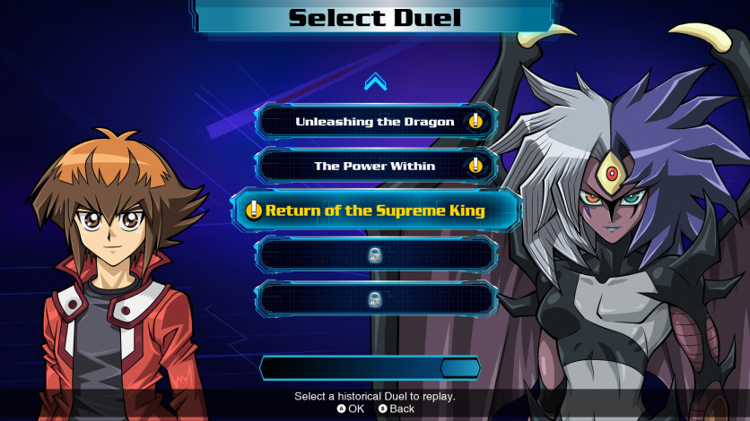 Screenshot 7 - Yu-Gi-Oh! Legacy of the Duelist : Link Evolution