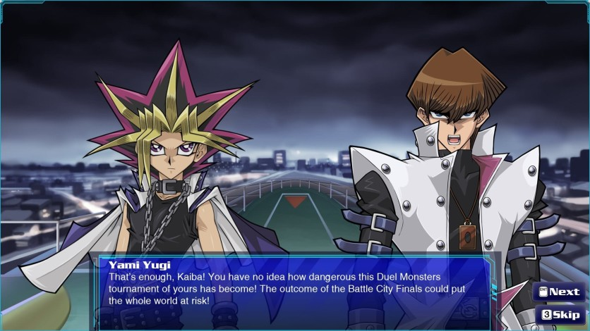 Screenshot 8 - Yu-Gi-Oh! Legacy of the Duelist : Link Evolution