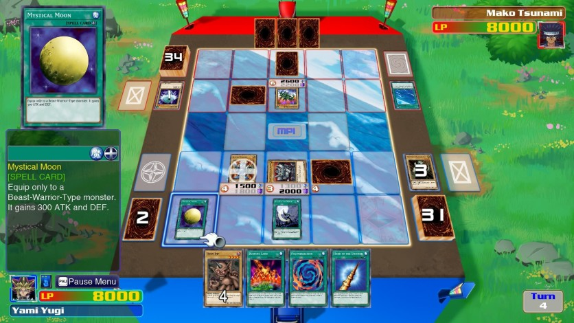 Screenshot 9 - Yu-Gi-Oh! Legacy of the Duelist : Link Evolution