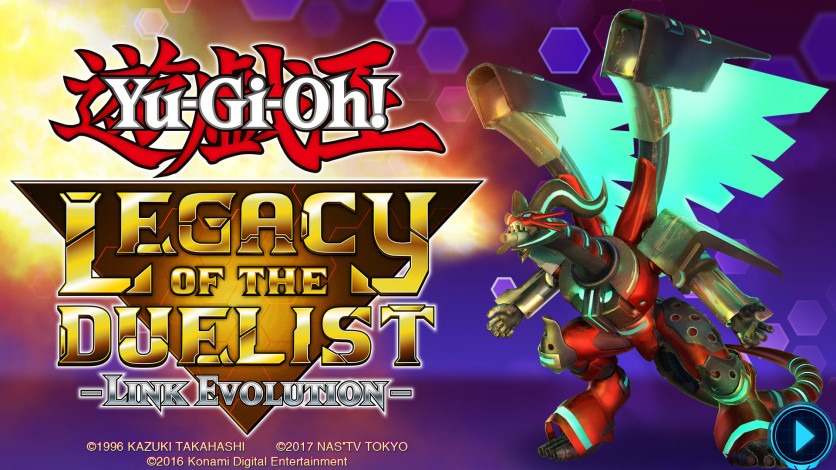 Screenshot 2 - Yu-Gi-Oh! Legacy of the Duelist : Link Evolution