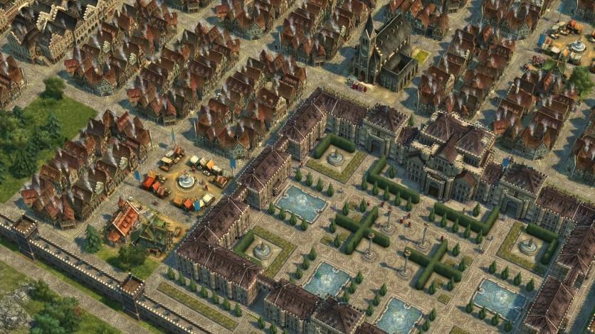 Screenshot 3 - Anno 1404 - History Edition