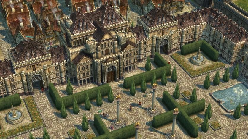 Screenshot 1 - Anno 1404 - History Edition