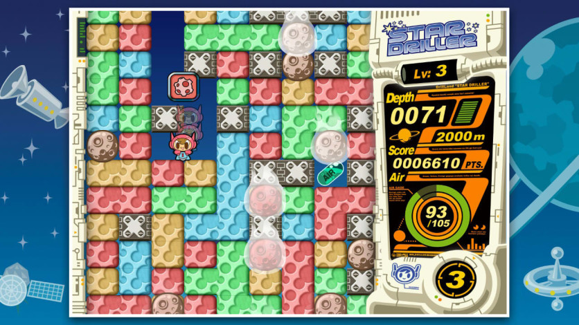 Screenshot 5 - Mr. DRILLER DrillLand