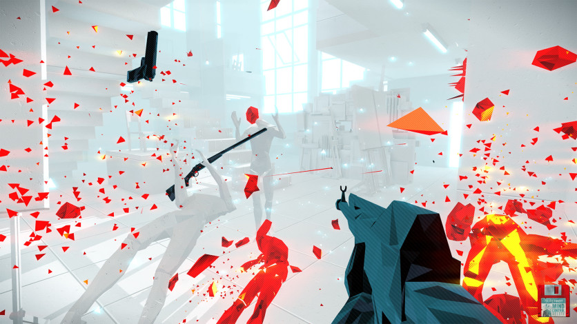 Screenshot 11 - SUPERHOT: MIND CONTROL DELETE
