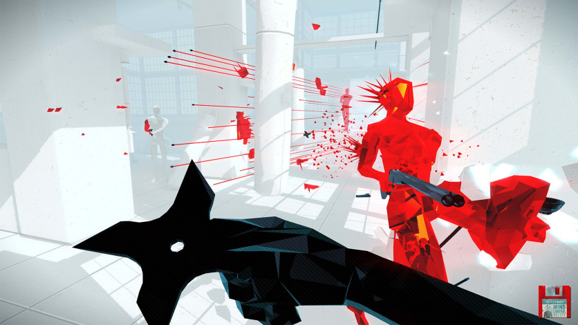 Screenshot 8 - SUPERHOT: MIND CONTROL DELETE