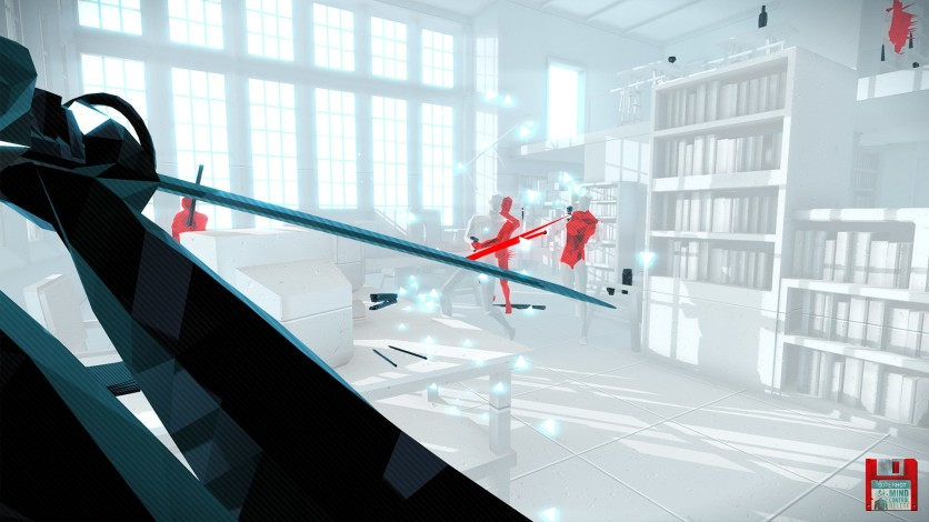 Screenshot 9 - SUPERHOT: MIND CONTROL DELETE