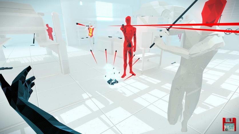 Screenshot 6 - SUPERHOT: MIND CONTROL DELETE