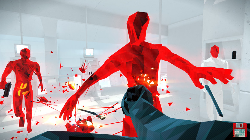 Screenshot 5 - SUPERHOT: MIND CONTROL DELETE