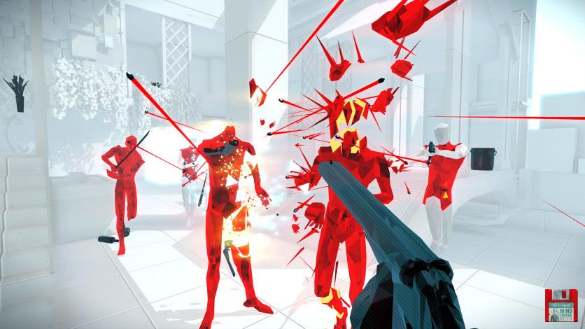 Screenshot 2 - SUPERHOT: MIND CONTROL DELETE