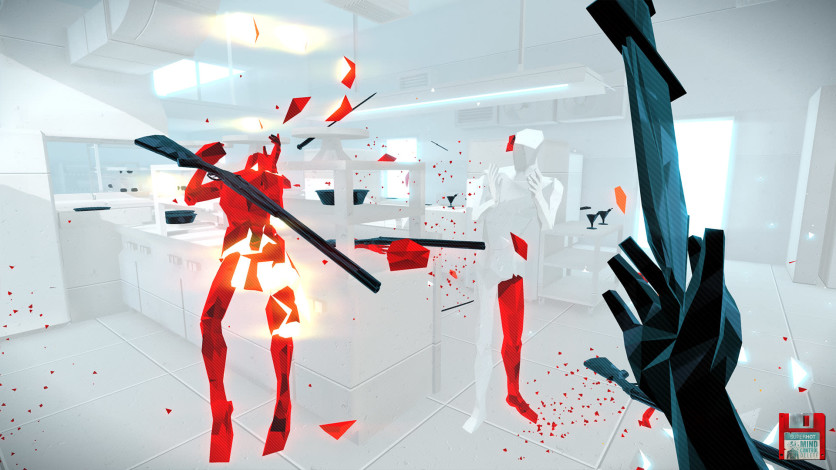 Screenshot 3 - SUPERHOT: MIND CONTROL DELETE