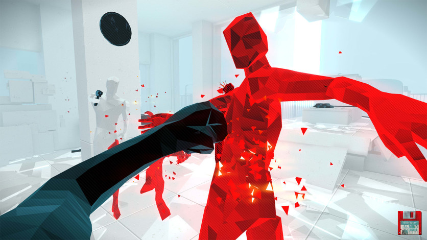 Screenshot 4 - SUPERHOT: MIND CONTROL DELETE