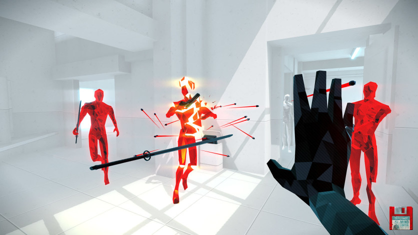 Screenshot 7 - SUPERHOT: MIND CONTROL DELETE
