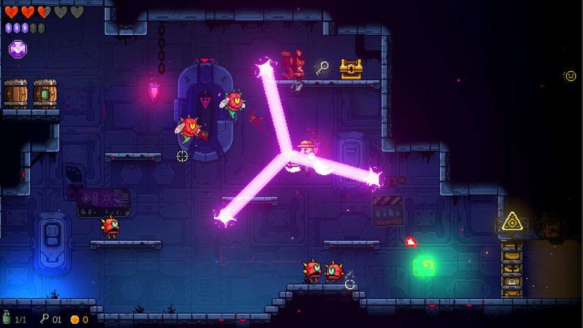 Screenshot 14 - Neon Abyss