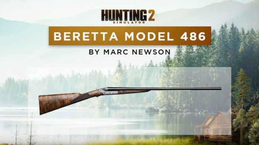 Screenshot 1 - Hunting Simulator 2 Beretta Model 486 by Marc Newson