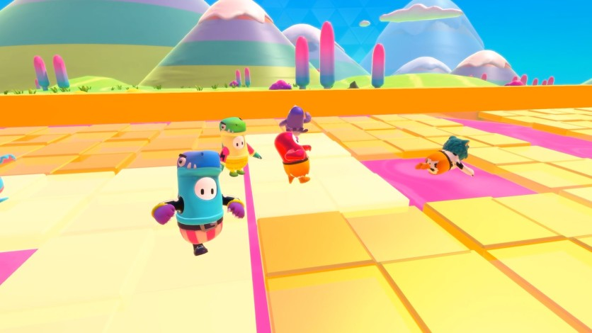Screenshot 4 - Fall Guys: Ultimate Knockout - Collector's Edition