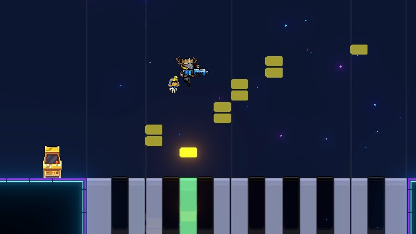 Screenshot 10 - Neon Abyss - Loveable Rogues