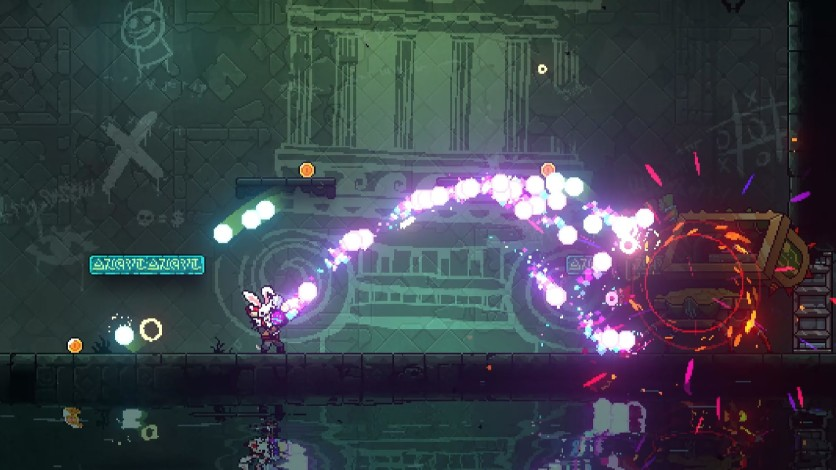 Screenshot 6 - Neon Abyss - Loveable Rogues