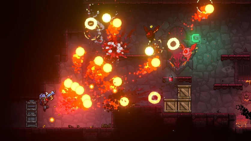Screenshot 12 - Neon Abyss - Loveable Rogues