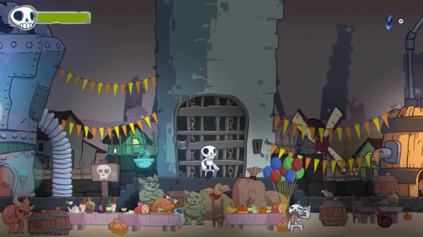 Screenshot 8 - Skelattack