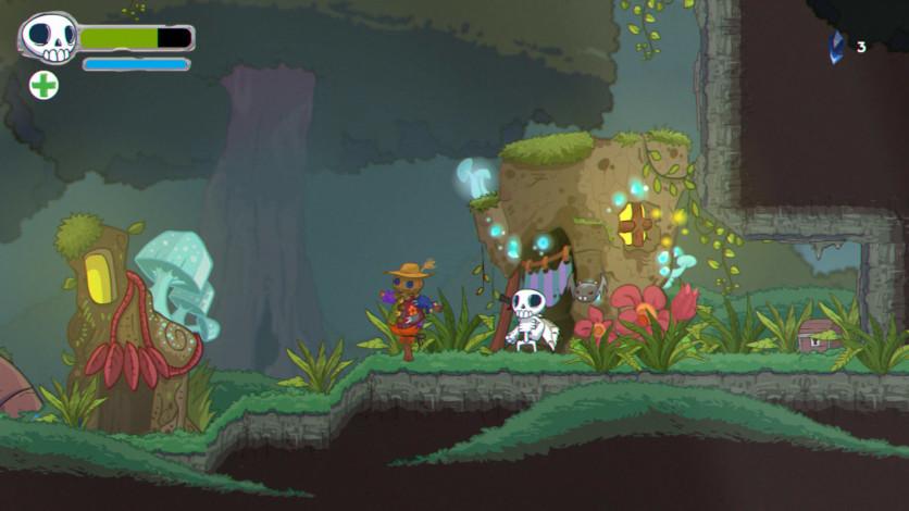 Screenshot 5 - Skelattack
