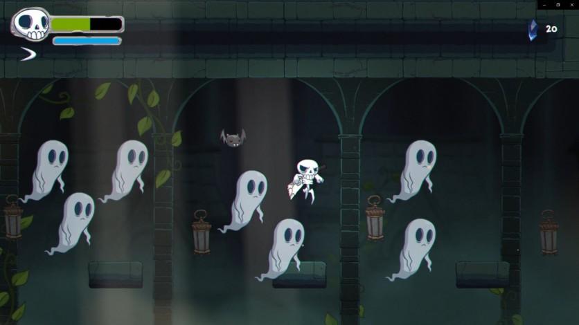 Screenshot 2 - Skelattack