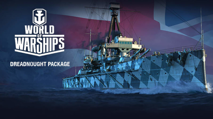 Screenshot 2 - World of Warships - Bonus Codes - Dreadnought Package